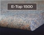 E-Top 1500 laminate edge profile available at Rabb & Howe Cabinet Top Co. 2571 Winthrop Ave, Indianapolis, IN 46205
