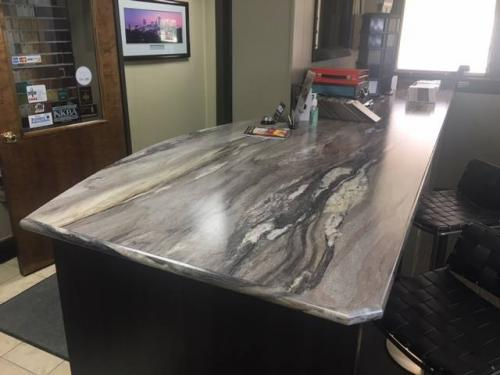 custom desk top Indianapolis
