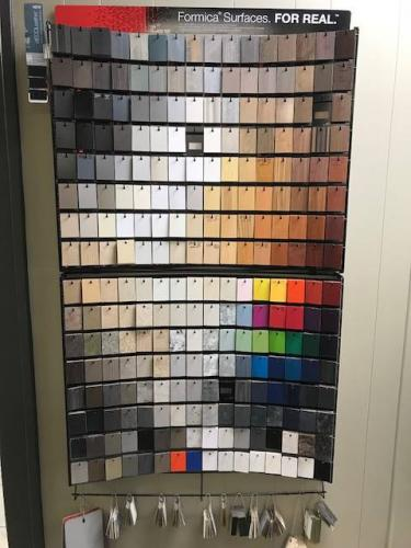 formica color choices